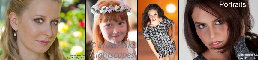 portraits by Perks Lightscapes Studio